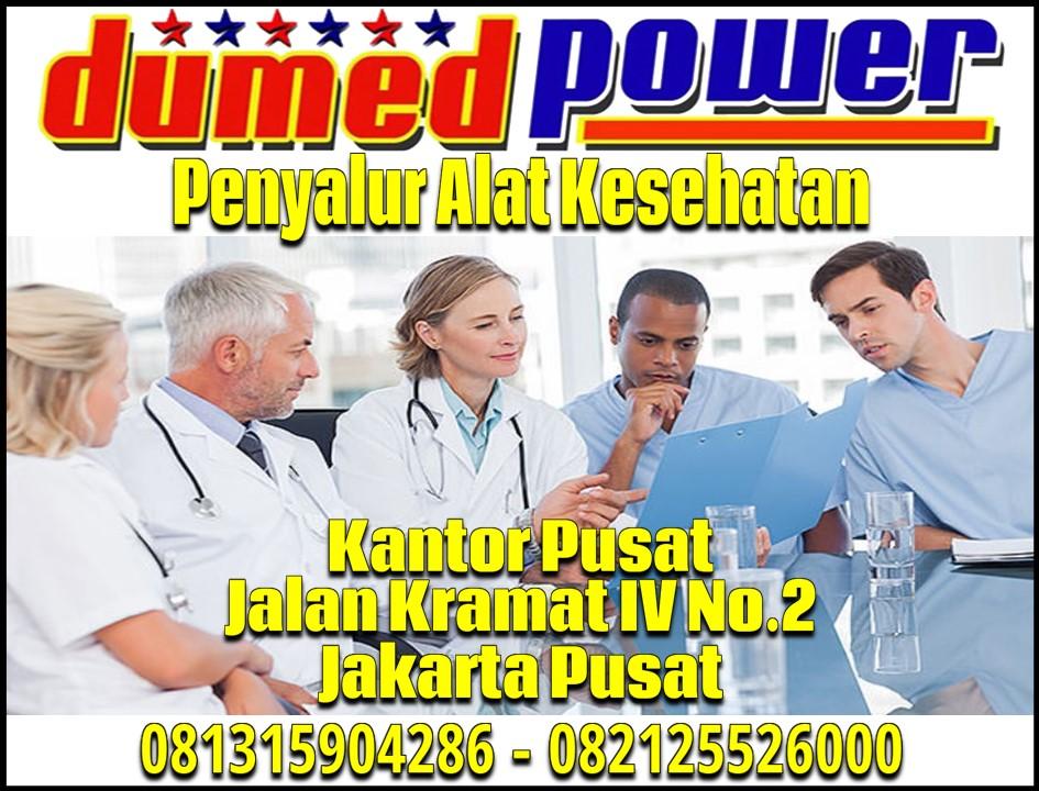 Alamat Perusahaan PT DUMED POWER INDONESIA
