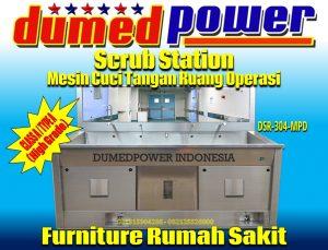 Scrub-Sink-Station-2-Person-Manual-DSR-304-MPD