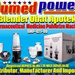Blender Obat Racik Apotik Merek DUMEDPOWER