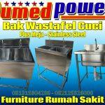 Bak Wastafel Cuci Stainless Steel |Ruang OK Kamar Bedah Rumah Sakit, Puskesmas dan Klinik Bedah